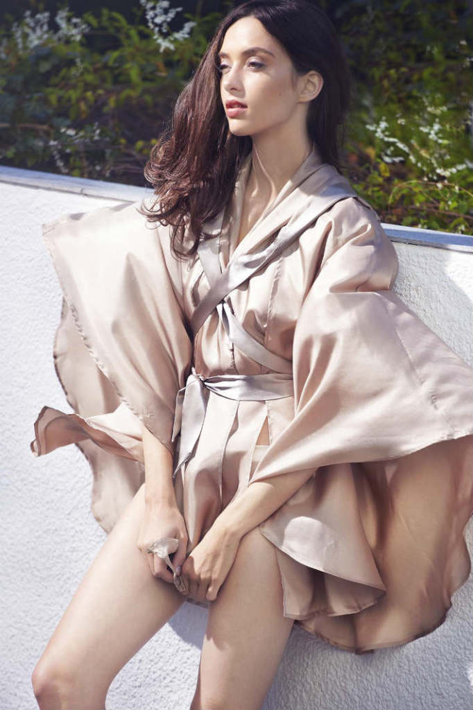 Cammello Maculato_Ranya Kimono (Instinct Collection SS 2013)