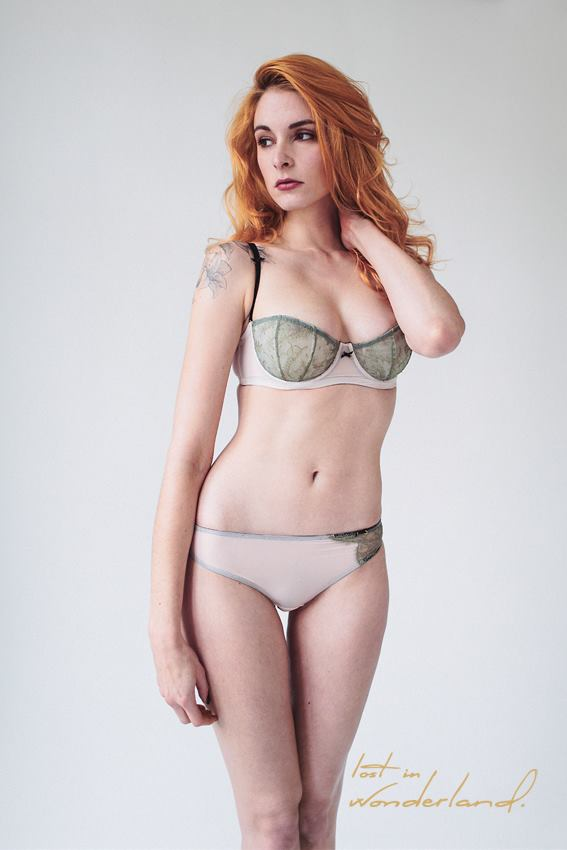 Lost in Wonderland_Isadora Balconett Bra + Brief
