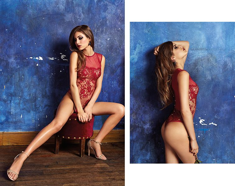 Les Jupons de Tess_Body ohne Namen_Red (AW 2014)