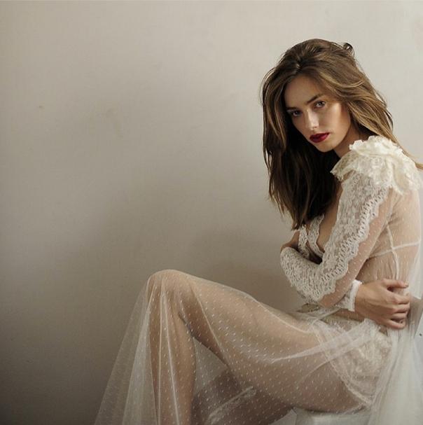 SJ Lingerie_Muse Lace Robe