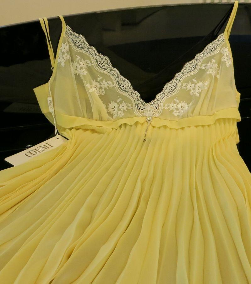 Coemi_Babydoll 152716_Yellow (SS15)