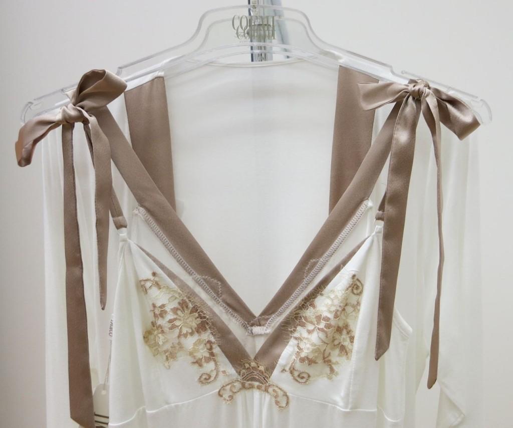 Coemi_Nightdress 152C705_Cream (SS15)