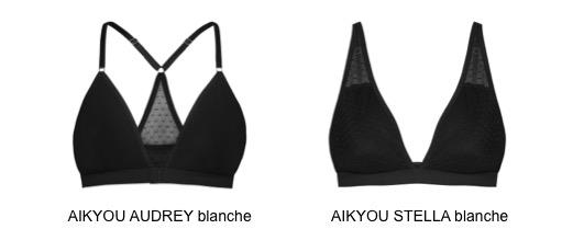 AIKYOU blanche_Audrey+Stella (2015)