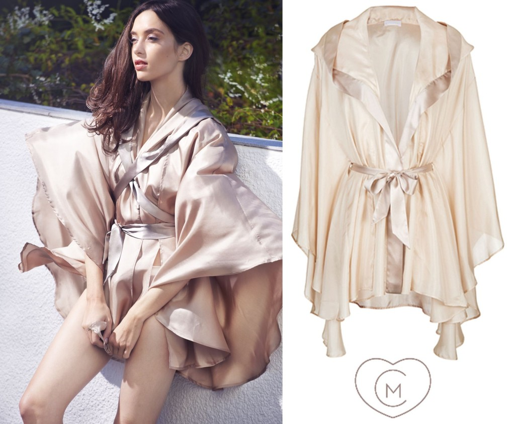 Cammello Maculato_Ranya Kimono