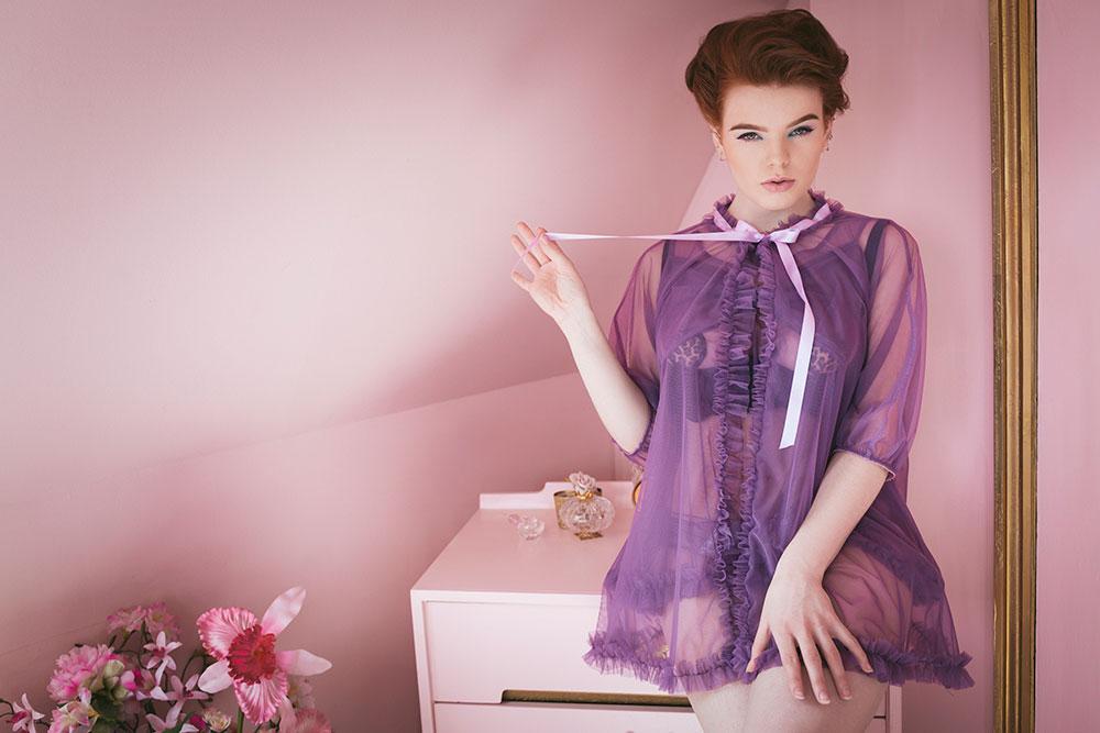 Betty Blue's Loungewear_Tempest-Set_Violet (SS16) 1