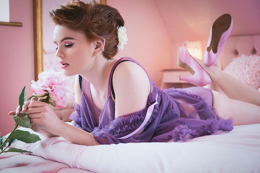 Betty Blue's Loungewear_Tempest-Set_Violet (SS16) 3
