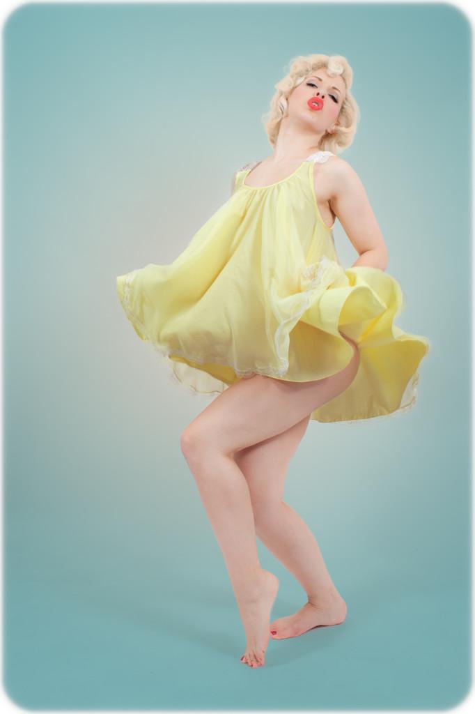 Das Bridgette-Babydoll (Bild: Tigz Rice Studios 2011)