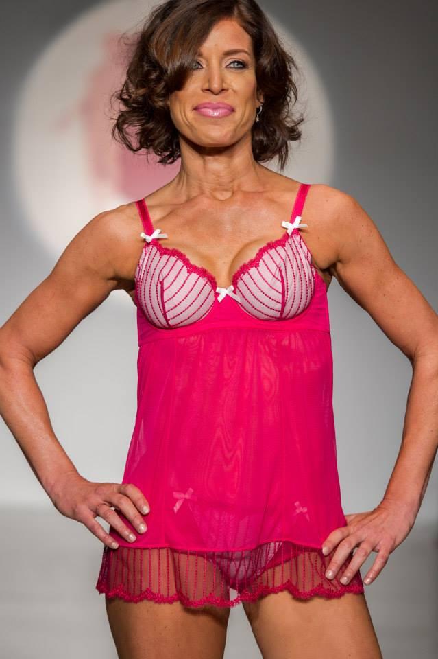 Affinitas_Lingerie Fashion Week 2014_PinkChoseMe Runway Show