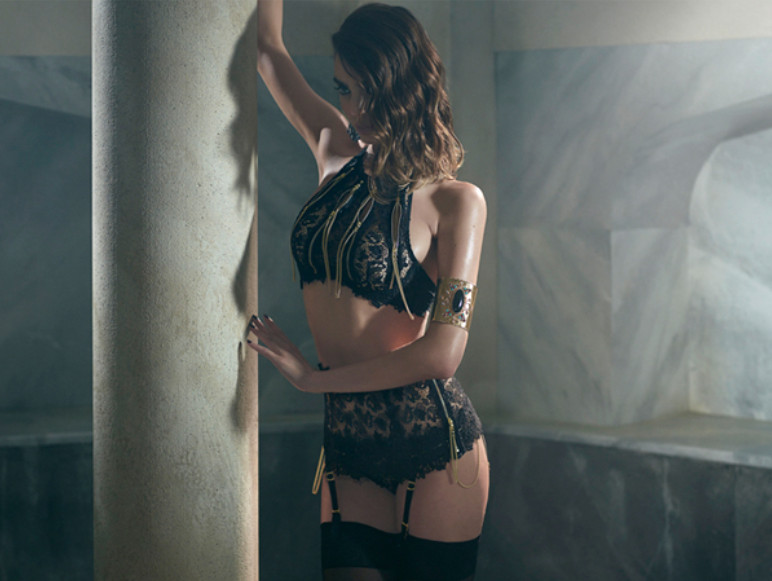 Agent Provocateur_Zindie (Soiree AW 2014)