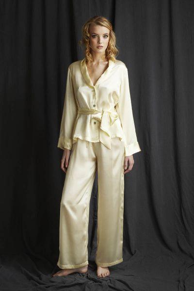 Alice+Astrid_Silk PJ Made in England (Silk Nightwear Collection)