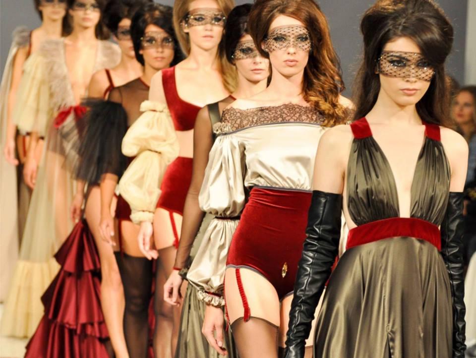 Amoralle_Catwalk Fashion Show Autumn 2014