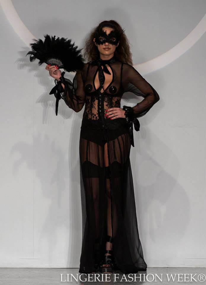 Kocolala Lingerie_Lingerie Fashion Week 2014