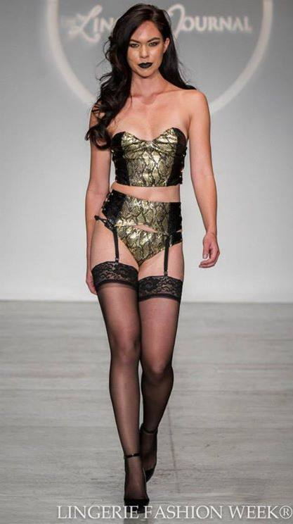 Lilith Collection by Olivia Danielle_Lingerie Fashion Week 2014