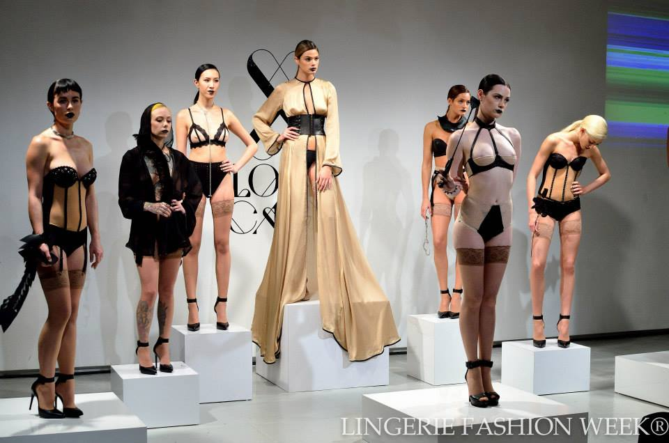 Love Cage_Lingerie Fashion Week 2014