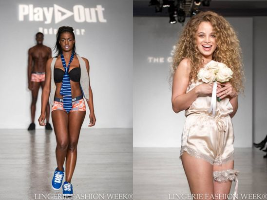 Play Out, The Giving Bride_Lingerie Fashion Week 2014