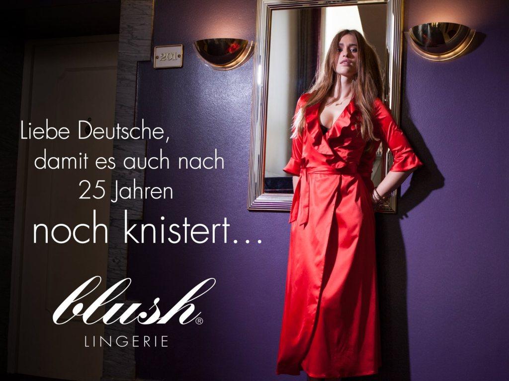 blush Berlin_Mauerfall-Jubiläum_Damit es auch nach 25 Jahren noch knistert (2014)