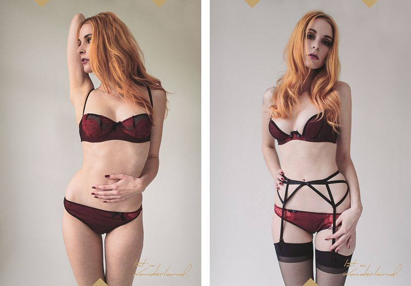 lost in wonderland_Ruth-Collection_Crimson Red (AW 14) - Damien Vignaux