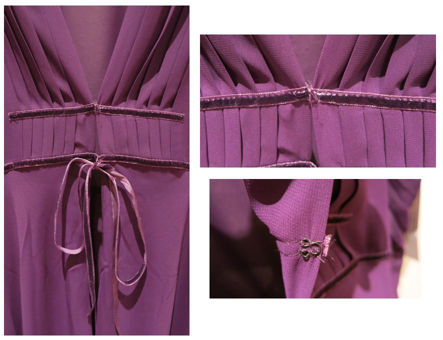 Kiss Me Deadly_Elle Robe_Purple (2013) - Review Everyday Boudoir (2)