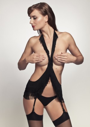 Lascivious_Wanda Suspender (Classics Collection) - Pleasurements