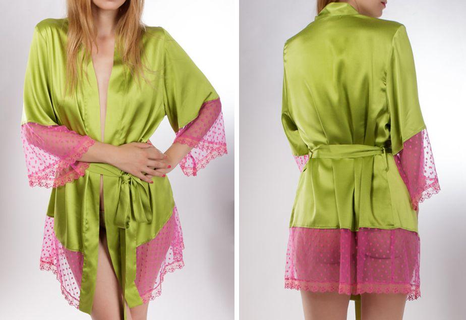 Juju Lingerie_Got It Morning Gown (Varied Flirt-Collection)