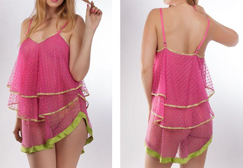 Juju Lingerie_Shameless Dress (Varied Flirt-Collection)