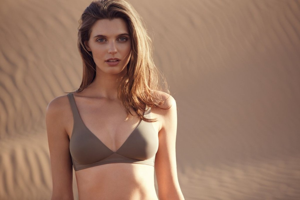 Huit_Pure Color Soft Bra_Ombre (SS15)
