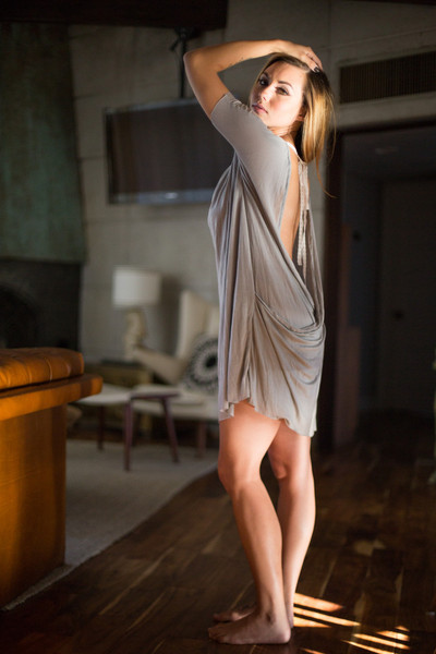 Katie Jean_Backless Nightgown