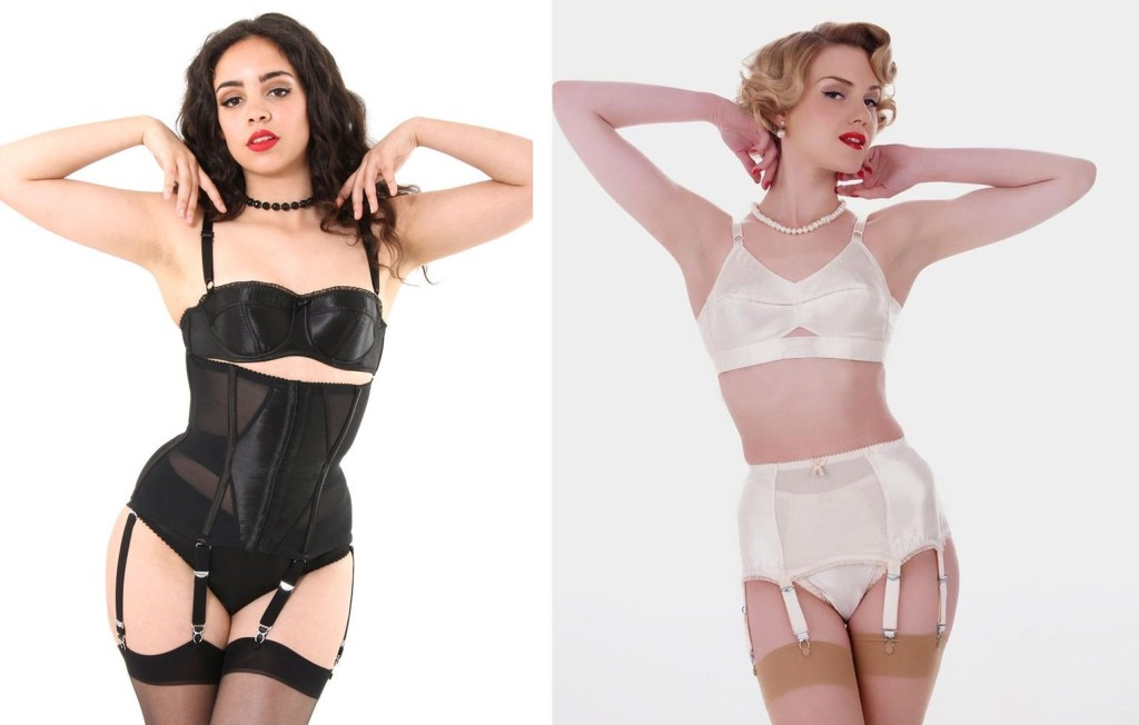 What Katie Did_Shapewear+Classic Lingerie