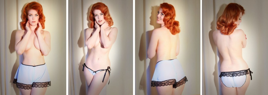 My Retro Closet_Joan French Knickers+Tie Side Knickers