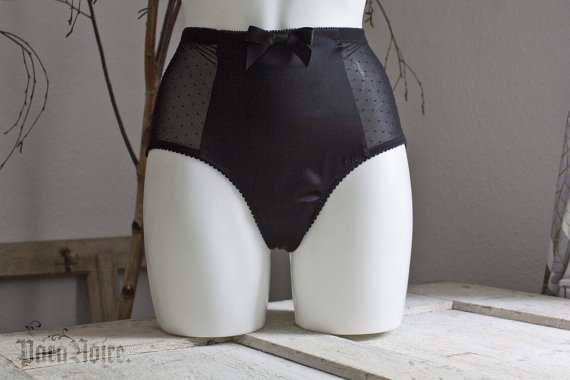 ParaNoire Design_Gloria Retro-Panty