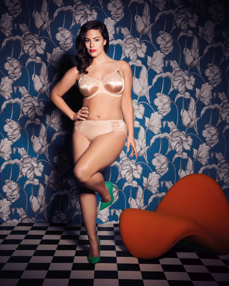 Elomi_Cate Banded+Brief_Latte (AW15)