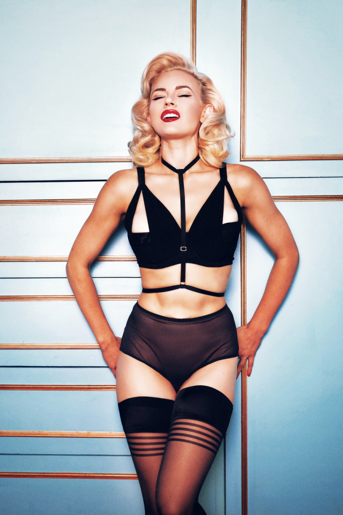 Playful Promises_Juliet Harness Bra (AW15 Fuller Bust Collection)