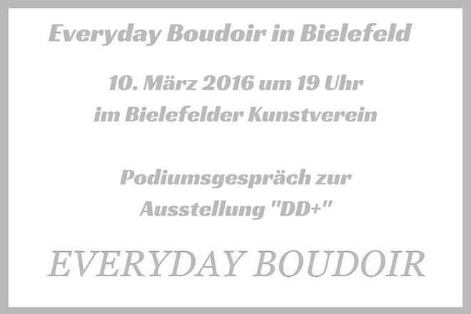 Everyday Boudoir in Bielefeld