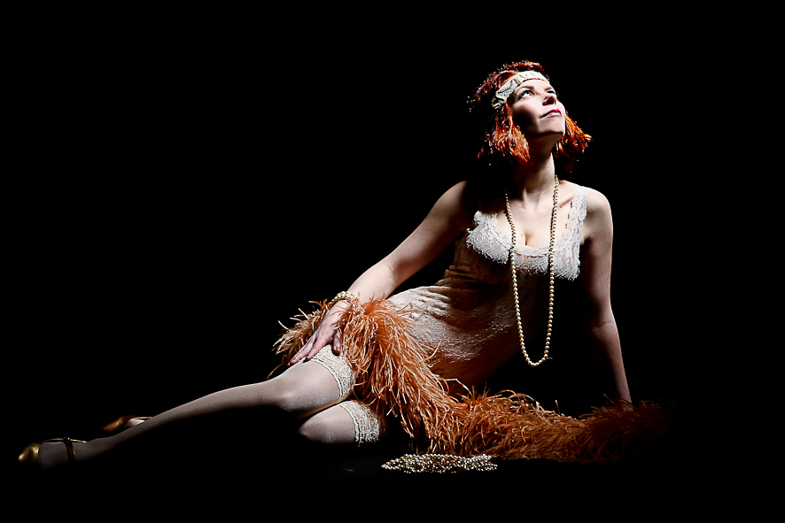 GoldMinka im Interview - Oriental Burlesque 4