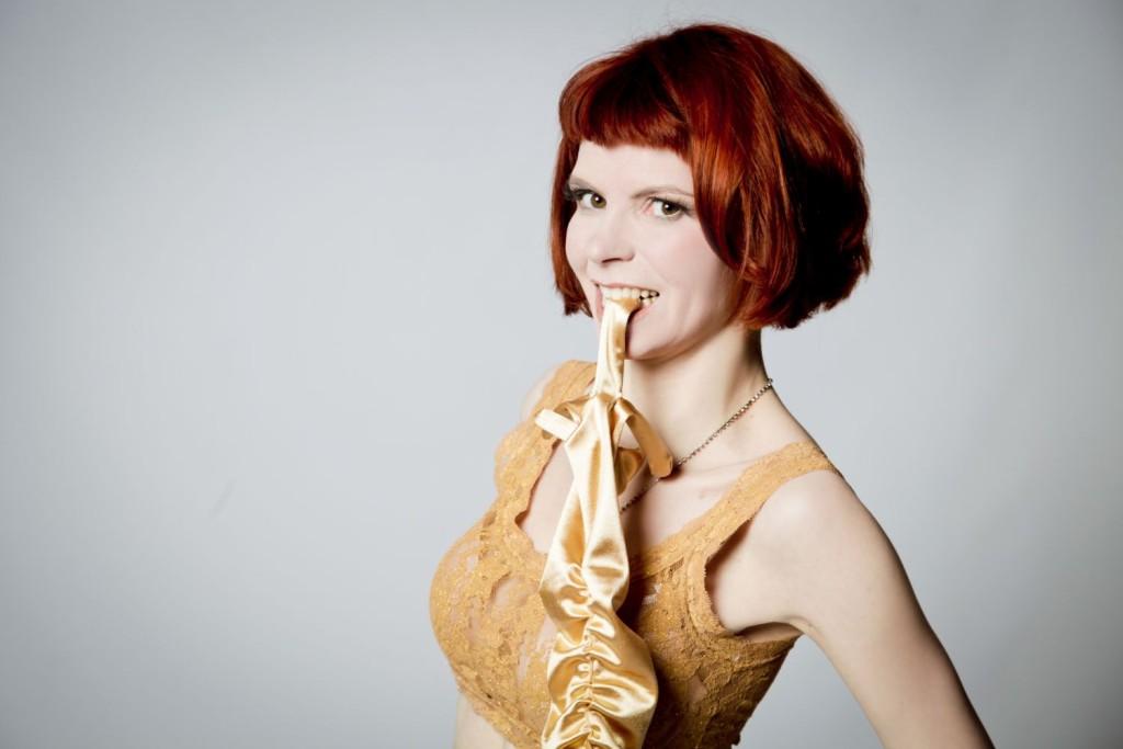 GoldMinka im Interview - Oriental Burlesque 8
