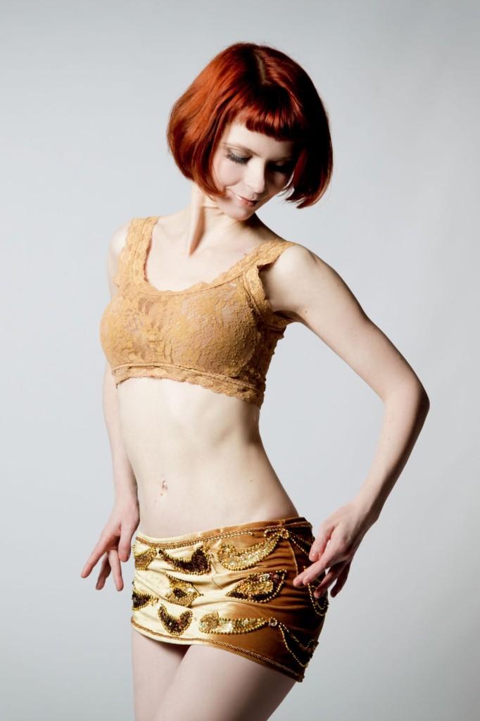 GoldMinka im Interview - Oriental Burlesque 9